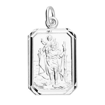 Sterling Silver ST Christopher