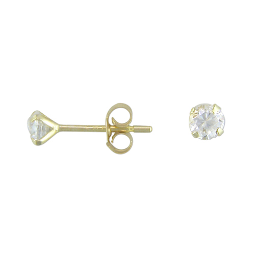 9ct Gold Earring