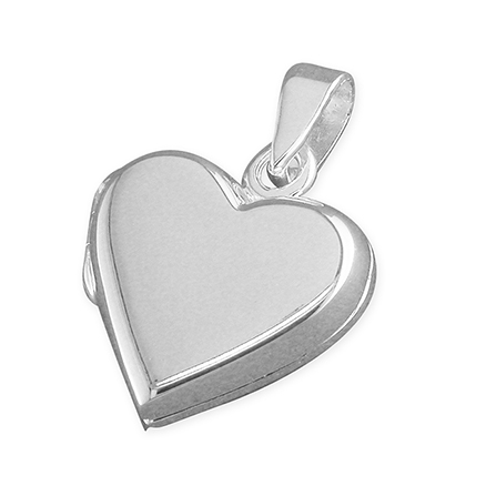 Sterling Silver Locket